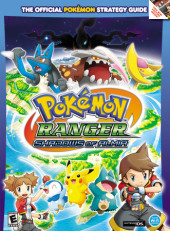 Pokemon Ranger: Shadows of Almia Cover