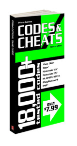 Codes & Cheats Winter 2010 Cover