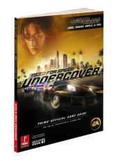 Need for Speed: Undercover Cover