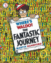 Where's Waldo? The Fantastic Journey Cover