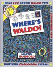 Where's Waldo? Cover