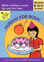 Hurray for Rosa! Cover