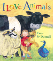 I Love Animals Cover
