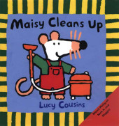 Maisy Cleans Up Cover