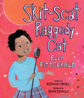 Skit-Scat Raggedy Cat Cover