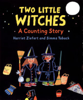 Two Little Witches Cover