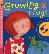 Growing Frogs Cover