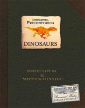 Encyclopedia Prehistorica Dinosaurs Pop-Up Cover