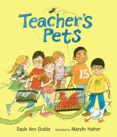 Teacher's Pets Cover