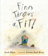 Finn Throws a Fit Cover