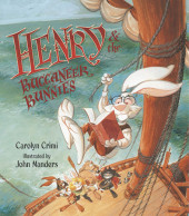Henry & the Buccaneer Bunnies Cover