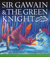 Sir Gawain and the Green Knight Cover