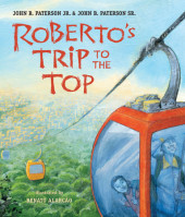 Roberto's Trip to the Top Cover