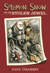 Solomon Snow and the Stolen Jewel Cover