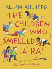 The Children Who Smelled A Rat Cover