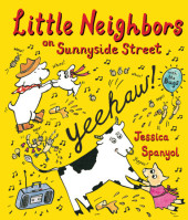 Little Neighbors on Sunnyside Street Cover