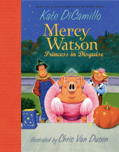 Mercy Watson: Princess in Disguise Cover