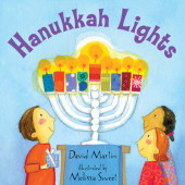 Hanukkah Lights Cover