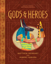 Encyclopedia Mythologica: Gods and Heroes Pop-Up Cover