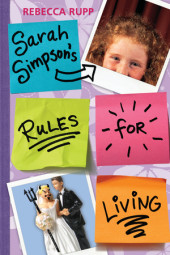 Sarah Simpson's Rules for Living Cover