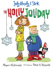 Judy Moody & Stink: The Holly Joliday Cover