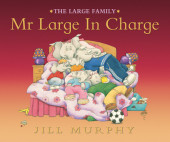 Mr. Large in Charge Cover