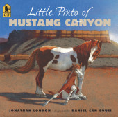 Little Pinto of Mustang Canyon Cover