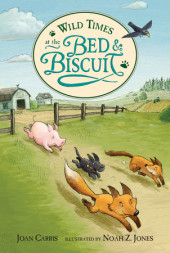 Wild Times at the Bed and Biscuit Cover