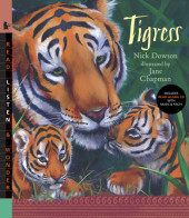 Tigress with Audio Cover