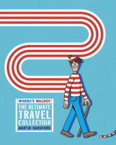Where's Waldo? The Ultimate Travel Collection Cover