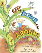 Up, Down, and Around Big Book Cover