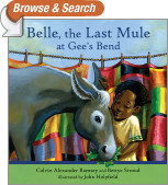 Belle, The Last Mule at Gee's Bend