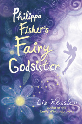 Philippa Fisher's Fairy Godsister Cover