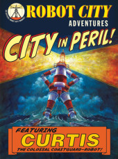 City In Peril! Cover