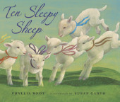 Ten Sleepy Sheep Cover