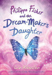 Philippa Fisher and the Dream-Maker's Daughter Cover