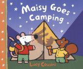 Maisy Goes Camping Cover