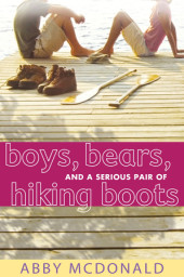 Boys, Bears, and a Serious Pair of Hiking Boots Cover