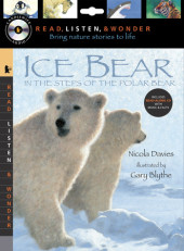 Ice Bear with Audio, Peggable Cover