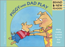 Piggy and Dad Play Big Book