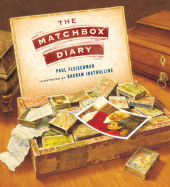 The Matchbox Diary Cover
