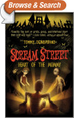 Scream Street: Heart of the Mummy (Book #3)