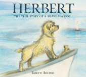 Herbert: The True Story of a Brave Sea Dog Cover