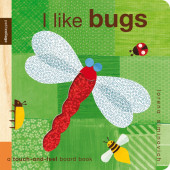 I Like Bugs: Petit Collage Cover