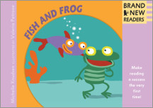 Fish and Frog Big Book