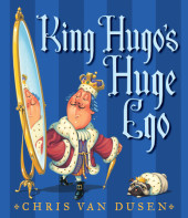 King Hugo's Huge Ego Cover