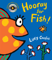 Hooray for Fish!: Candlewick Storybook Animations Cover