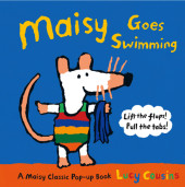Maisy Goes Swimming Cover