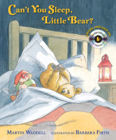 Can't You Sleep, Little Bear? Cover