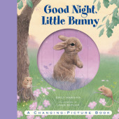 Good Night, Little Bunny Cover